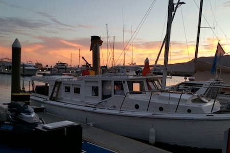 Presidential Timber Cruising Yacht - Cairns City - Boot