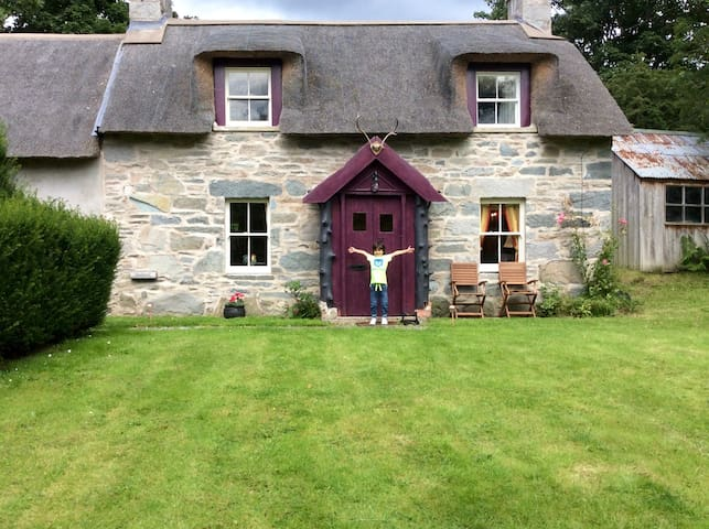 Unique cottage by Aberfeldy - Camserney - House