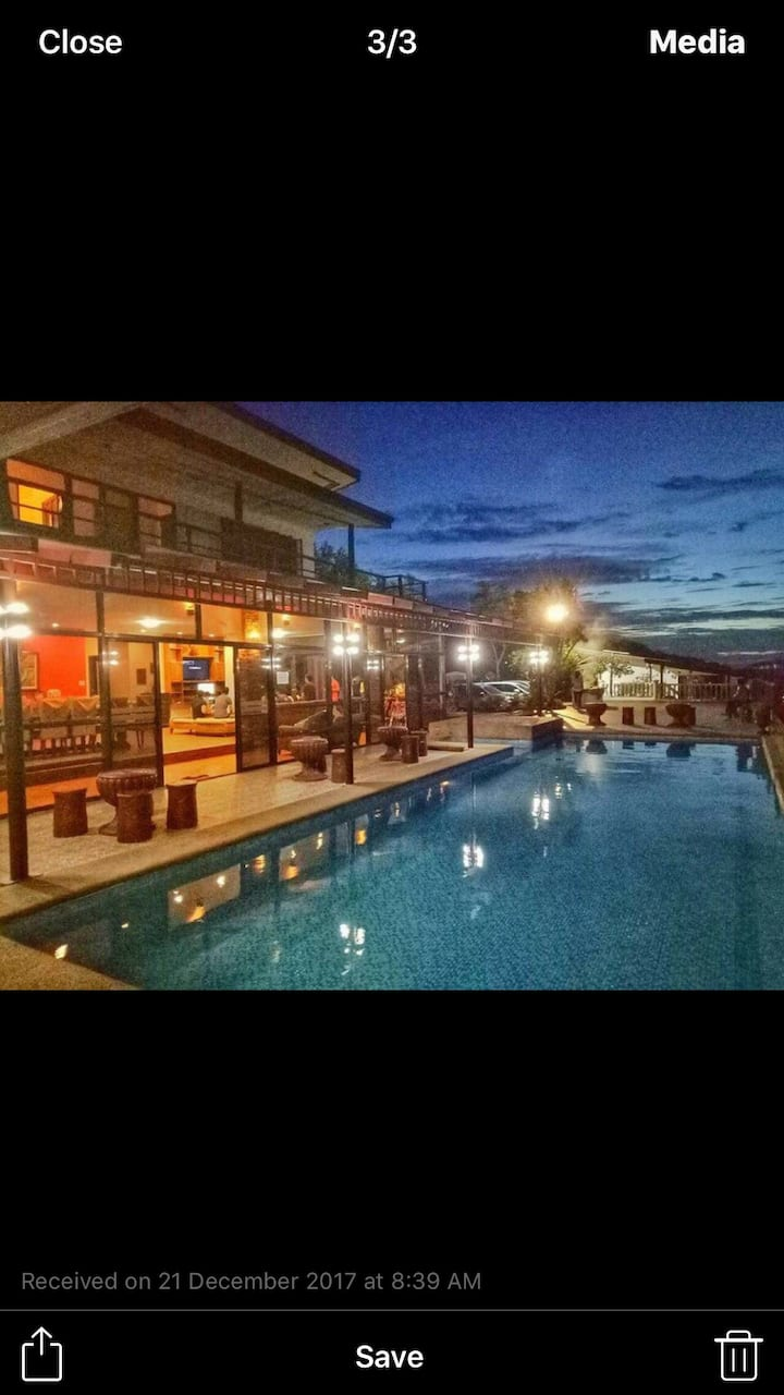 HOUSE -1 Serenity Farm and Resort, Busay