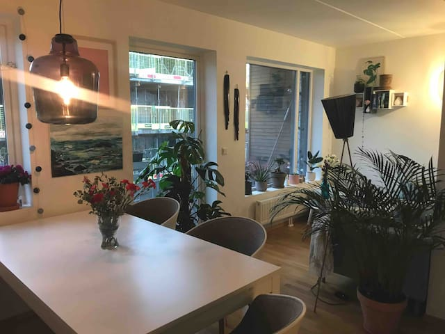 New and cozy apartment central in Oslo, in Ensjø!