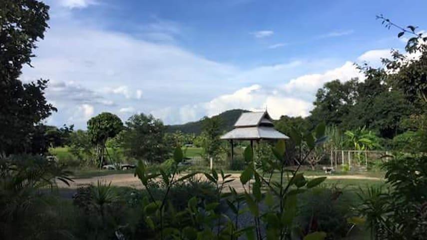 บ้านสวนญาริน Baansuan Yarin