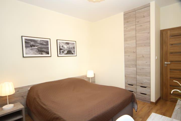Comfortable apartment White