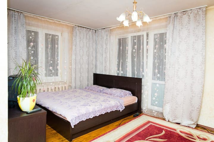 Apartament on the Moscow City