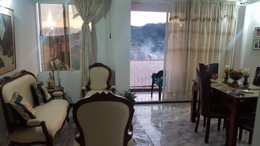 Habitación / Piscina - Jacuzzi - Anapoima - Appartamento