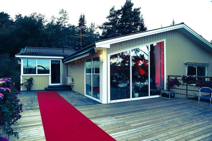 Seaside house in Trosa Archipelago