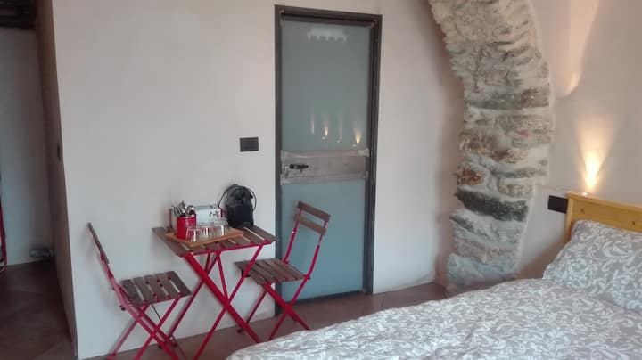 Ca du Giullu:una camera nel cuore di Calice Ligure