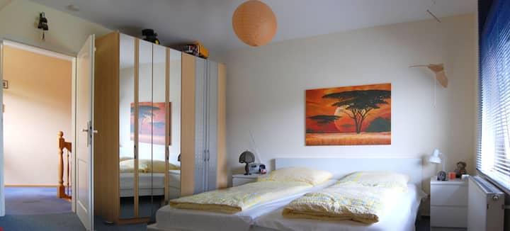 Gästezimmer 1, Handwerkerunterkunft Langenlehsten
