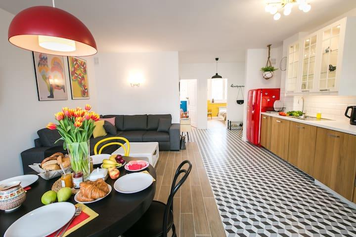 Apartament Franciszkańska - Warszawa - In-law