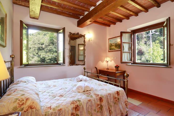 CASALE OLGA -WIFI AC AND POOL - Lucca - Villa