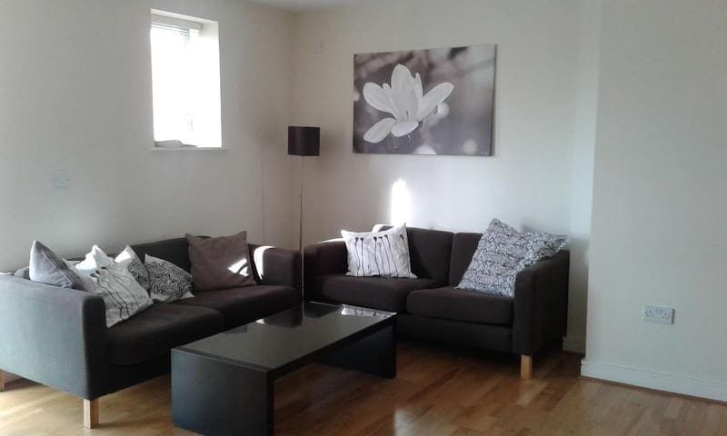 Beautiful modern apartment, Dublin North
