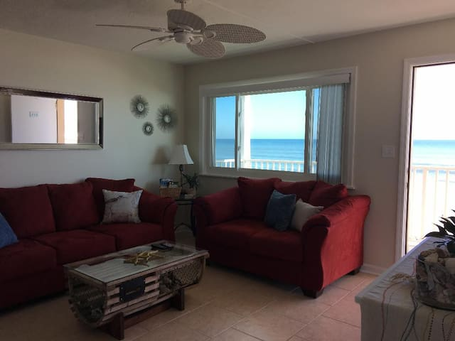 Satellite Beach Ocean Front Condo