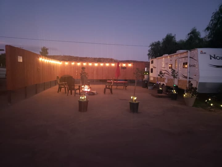 Serenity Under The Stars/Wine Country/Sage