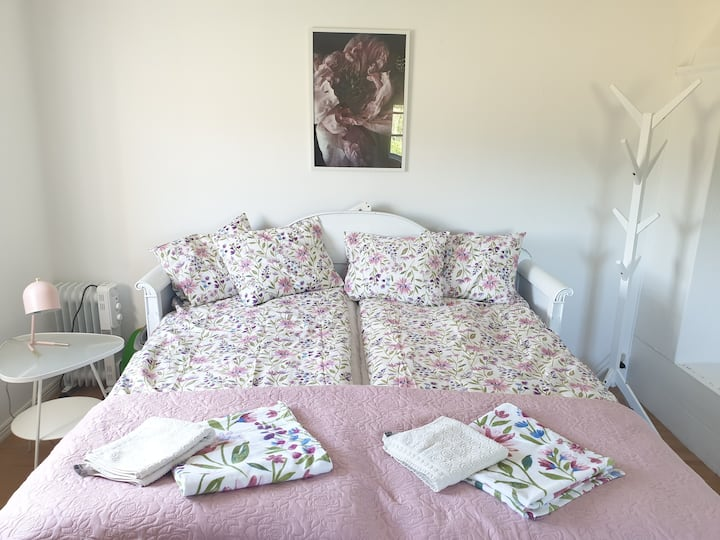 2 room holliday apartment in beautiful countryside