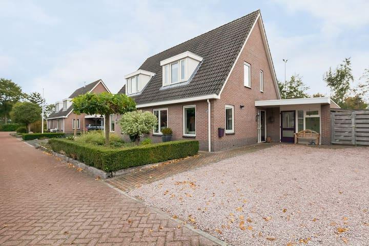 Compleet huis (6 pers) op landelijke plek - Steggerda - Huis