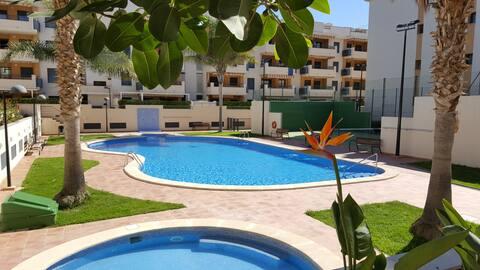 Apartamento en Almenara con vistas a la Marjal