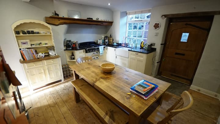 Stunning 3 bedroom house in the Peak District.