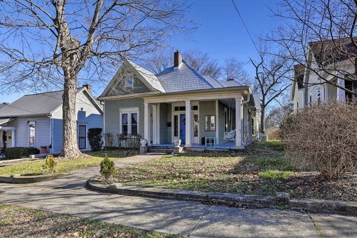 NEW! Stylish House w/ Deck - 30 Mins to Nashville!