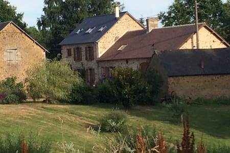 Plenty of space in lovely Normandy - Ceaucé - Casa