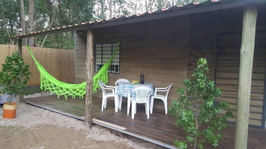 Casas-container A, Guazuvirá, Canelones