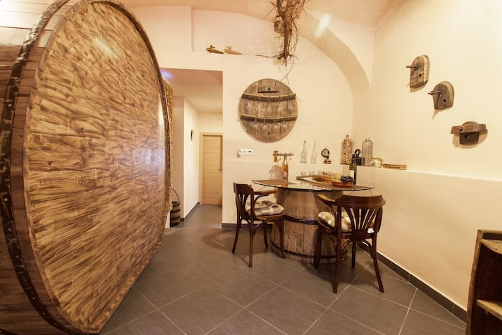 Wine Cellar Fabrka City Center
