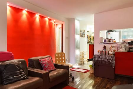 Living space at Manchester City - Appartement
