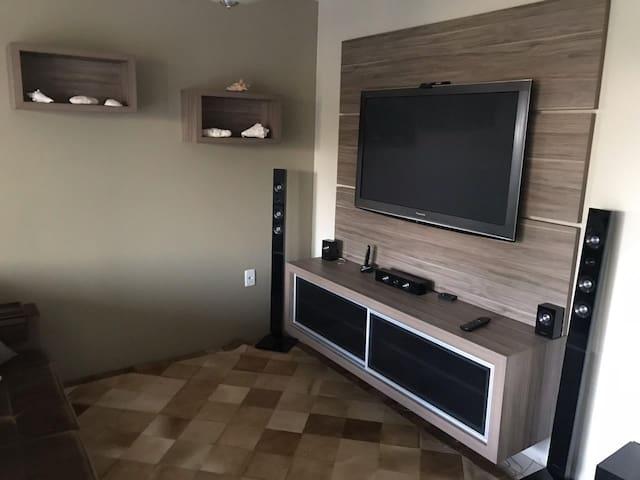 Apartamento  em Venâncio super completo  - centro