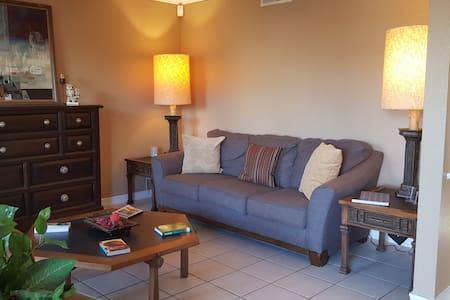 Spacious Suite w/ private bathroom & fast WiFi - San Antonio - Dom