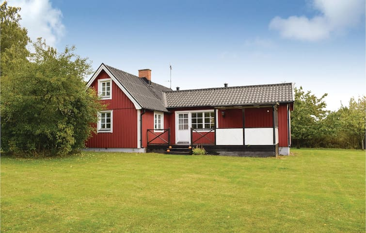 Holiday cottage with 3 bedrooms on 100 m² in Borgholm