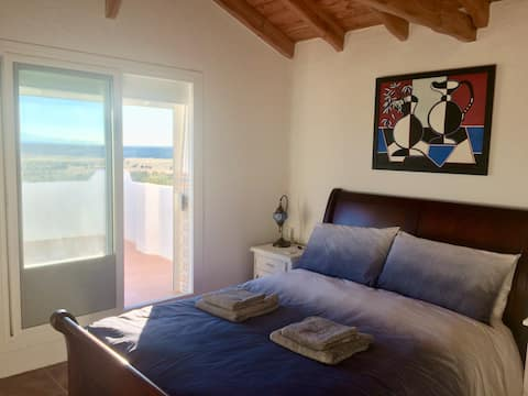 Cueva Romana, Naturist, Adult Only - Summer Room