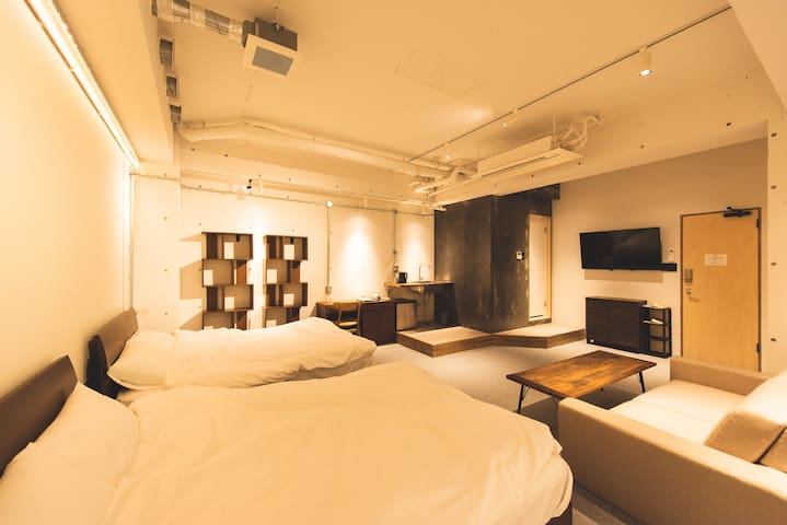Shimokitazawa/Free Wifi! New stylish interior TW77
