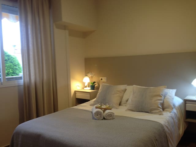 Apartamento 2 dormitorios y 2 baños con Terraza