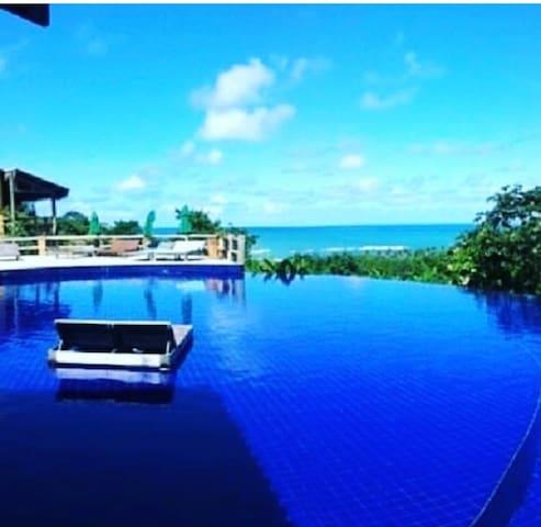 Villas supreme hotel Pratagy Resort bangalô luxo