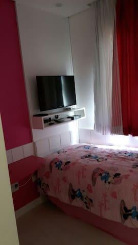 Apartamento novo com 2 quartos! - São José dos Pinhais - Apartamento