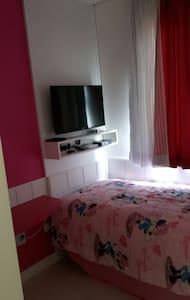 Apartamento novo com 2 quartos! - São José dos Pinhais - Wohnung