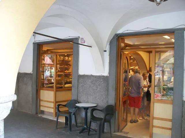 PRIVATE OR SHARED ROOM IN RAPALLO. - Rapallo - Flat