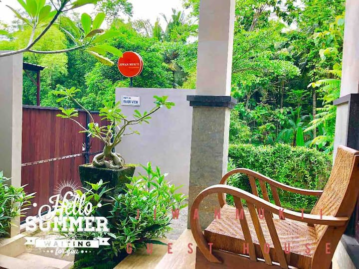 Jiwanmukti RiverView Bali,  with NEW private pool