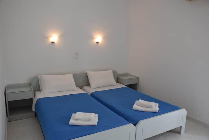 Manos Beachfront Apartments | Apartment N5