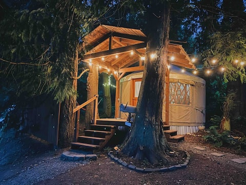Devils Mountain Yurt