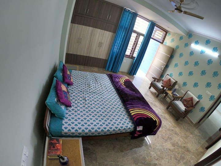 Asha Villa : Indulge in the richness of Jaipur