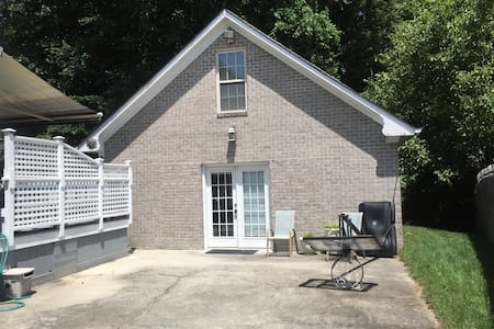 Private Guest House    Sleeps Four - Chesapeake - Maison