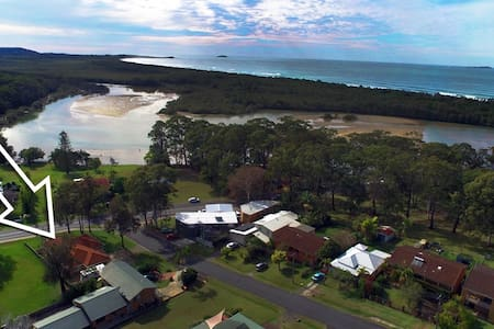 A Moonee Beach Escape - Moonee Beach - Rumah