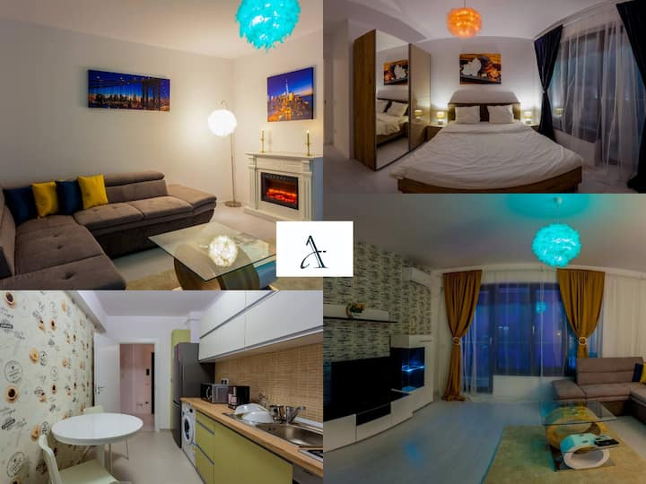 🔑 Stay in Otopeni 🛫 Aerport 🌊 Therme-Amethyst❤️