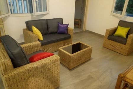 Appartement neuf avec terrasse-F3 à Hedzranawoé