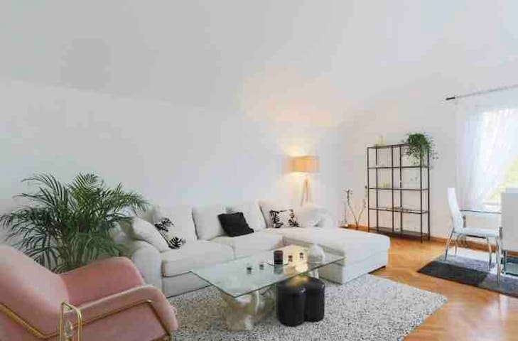 Appartement 3 pièces Lumineux