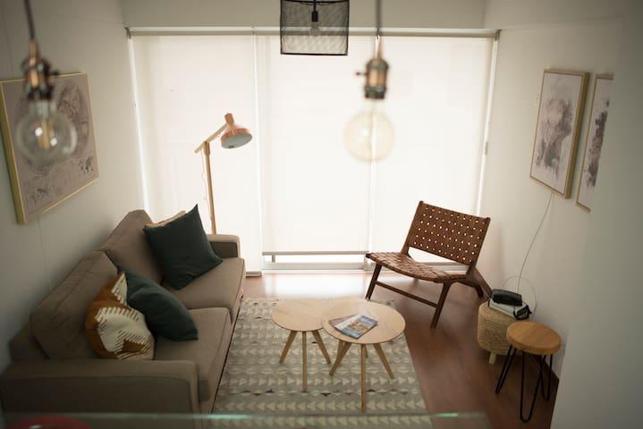 Excellent 1 Bedroom Barranco