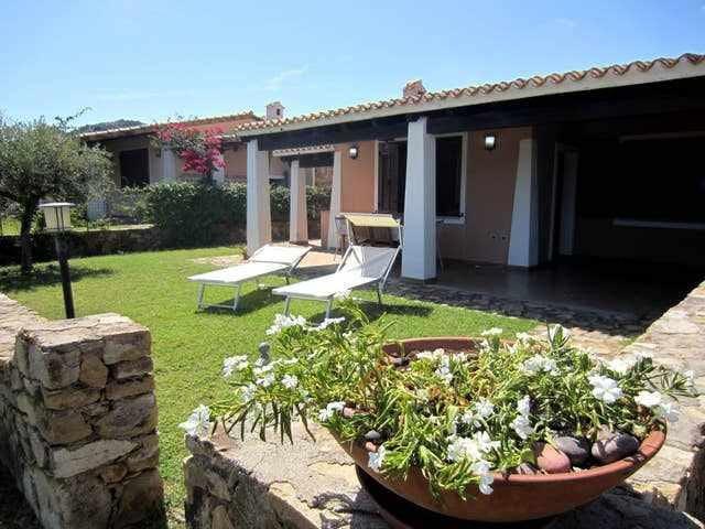 Villino con piscina e WIFI, Residence Abba Urci 4