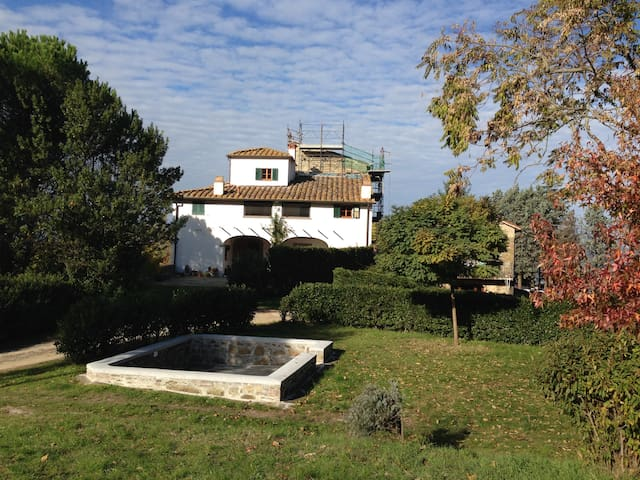 Charming Tuscan Country Home - Rufina, Firenze - Apartament