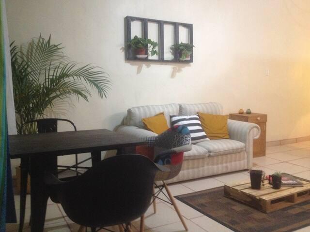 Serenity Flat near Downton - Santiago de Querétaro - Apartment