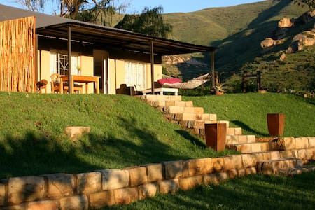 Old Mill Drift Guest Farm - Chalet 5 - Clarens - Chalet
