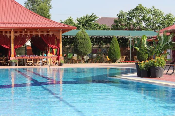 Grace Garden - загородный отель